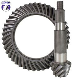 High performance Yukon replacement Ring & Pinion gear set for Dana 50 Reverse rotation in a 4.11 ratio | YG D50R-411R