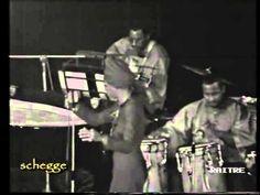 Nina Simone playing live in London, 1968. DrMandinga