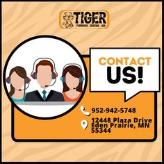 There is no better way to fix your comfort and plumbing problems than with the help of the experts. If you are living in Eden Prairie, MN, and nearby towns Tiger Plumbing Heating & Air is just around the corner. Call us, and we'll give you services worthy of your investment! ☎️ Heating Furnace, Eden Prairie, Plumbing Problems, Fix You, Minneapolis, The Help, Investing, Corner