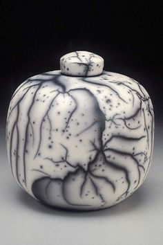 Jan Lee pottery at MudFire Gallery