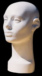 Female Mannequin Head for Artists