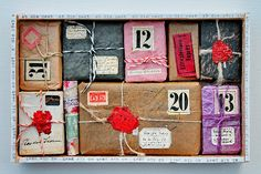 mano kellner, project 2013, kunstkiste nr 52, ab die post II - sold -