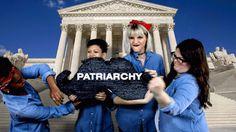 New party member! Tags: feminism patriarchy ladylike buzzfeed ladylike fredricka ransome smashing patriarchy
