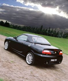 MG TF Limited Editions