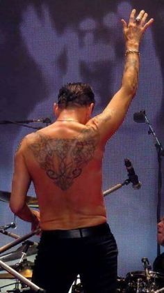 Dave's Celtic tattoo... <3