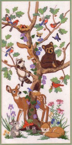 1000 Images About Art Nursery On Pinterest Crewel