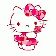 The perfect HelloKitty Animated GIF for your conversation. Discover and Share the best GIFs on Tenor. Hello Kitty Art, Hello Kitty Themes, Hello Kitty My Melody, Hello Kitty Pictures, Hello Kitty Birthday, Hello Kitty Backgrounds, Hello Kitty Wallpaper, Sanrio Characters, Cute Characters