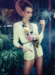 Karlie Kloss for Vogue Germany