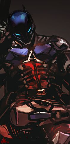 Arkham knight (Spoilers)[[MORE]]