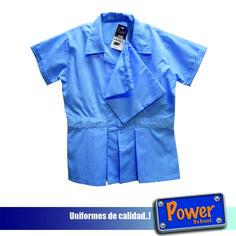 #Uniformes #PowerSchoolcr de venta todo el Año #Gabacha #Kinder