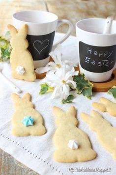 i dolci di laura: Coniglietti di Pasqua