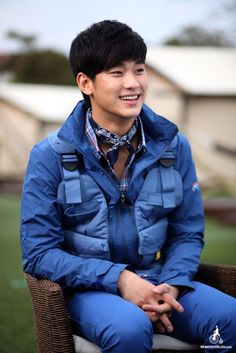 Beanpole Outdoor Glamping 2012  #KimSooHyun #김수현