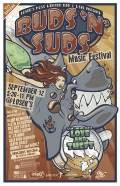 The 15th Annual Buds-B-Suds Music Festival Announces Free General Admission, September 12 | The Country Site