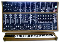 Moog Modular Synthesizers | Vintage Synth Explorer