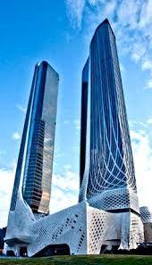 Resultado de imagen para Nanjing Youth Olympic Centre - Zaha Hadid - China