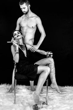 Pierre Simard is a Canadian photographer who knows a thing or two about making sexy, classy and timeless images, this one got my attention for the boudoir concept of it. His work has been. David Lambert, Female Supremacy, Kinky, Penny Table, Stylists, Pictures, Photos, Concert, Sexy