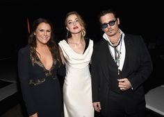 Before the Gold Rush - Founder of The Art of Elysium Jennifer Howell and actors Amber Heard and Johnny Depp