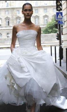 New With Tags Cymbeline Wedding Dress Size 4