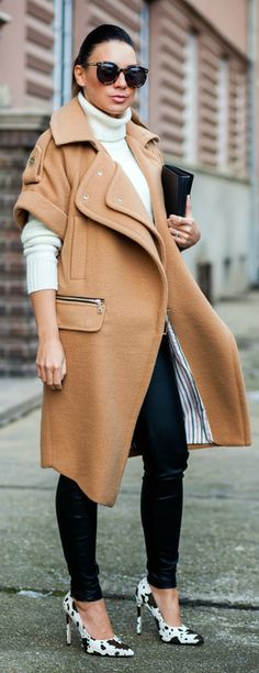 Friday Chic / Cashmere In Style