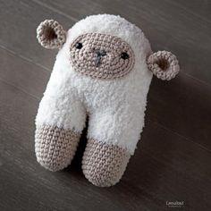 Beeetty Sheep amigurumi pattern