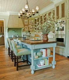 add a warm touch and cozinesshaving a rustic kitchen design