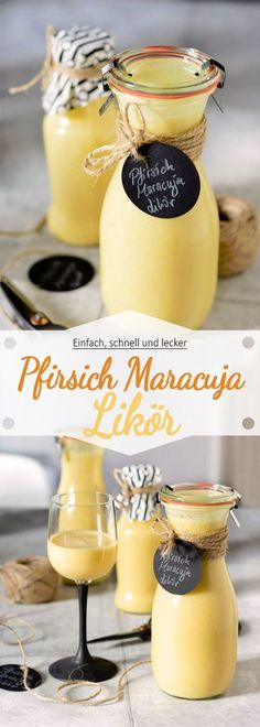 Recipe for peach passion fruit liqueur with yogurt and vanilla .- Recipe for Peach Passion Fruit Liqueur with Yogurt and Vanilla Peach passion fruit liqueur with yoghurt and vanilla - Healthy Juice Recipes, Baby Food Recipes, Smoothie Recipes, Dessert Recipes, Smoothies, Pesto, Cupcakes Amor, Cake Illustration, Vanilla Recipes