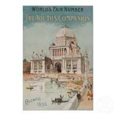 Youth's Companion to the 1893 World's Columbian Exposition in Chicago?