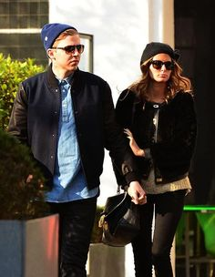 Professor Green and Millie