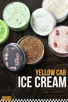 Want to beat the heat? Drop by Yellow Cab and get your favorite Yellow Cab Ice Cream! Barbeque Pizza, My Favorite Food, Favorite Recipes, Pizza Company, Ice Cream Party, Pizza Party, Good Pizza, Hawaiian Pizza, Pepperoni