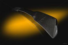 2014-2016 C7 Stingray Extreme Rear Spoiler