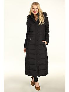 Long Diamond-Quilted Belted Puffer Coat by Moncler at Neiman ...