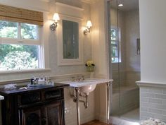 Before you start your bathroom remodeling project, get inspired by our favorite new spaces from top HGTV.com designers.