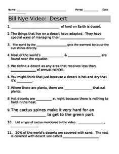 bill nye volcanoes video fill in guide sheet bill nye nye and volcano. Black Bedroom Furniture Sets. Home Design Ideas