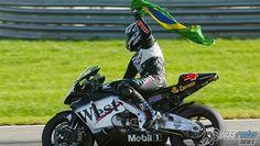 Ícone da motovelocidade no Brasil, Alex Barros passa a fazer parte do SuperBike Brasil