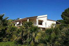 Villa Bianca: Ferienhaus in Syrakus Isola - inmitten eines mediterranen Gartens und nur 700 m vom Meer entfernt - www.sicilia-ferien.de