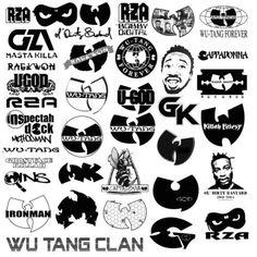 New Music Tattoo For Men Hip Hop Public Enemies Ideas Hip Hop Tattoo, Arte Hip Hop, Hip Hop Art, Wutang, Wu Tang Tattoo, Wu Tang Collection, Wu Tang Clan Logo, Music Pics, Entertainment