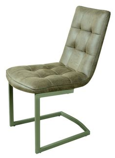 Barca Industry Frame Upholstered Dining Chair