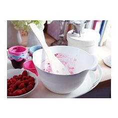 $4 FLÄCKIG Mixing bowl, set of 2 - IKEA