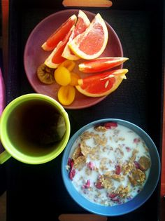 Healty breakfast