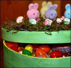 How To Craft An Easter Gift Box