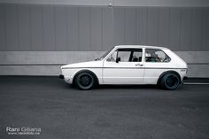 Unless you're thinking about tracking your GTI, the operation package isn't a completely necessary add-on. Honestly, in regards to the GTI Scirocco Volkswagen, Volkswagen Golf Mk1, Vw T1, Vw Mk1 Rabbit, Supercars, Vw Pointer, Vw Classic, Top Cars, Car Pictures
