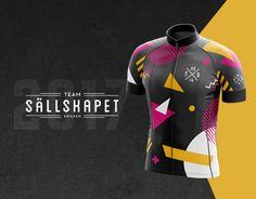 "Check out this @Behance project: ""Team Sällskapet Cycling Kit 2017"" https://www.behance.net/gallery/51126919/Team-Saellskapet-Cycling-Kit-2017"