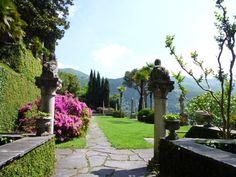 """Parco Scherrer"" Morcote Lugano Ticino Swiss"