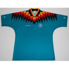 c64c75378 1994 West Germany Retro Away Green Soccer Jersey Shirt