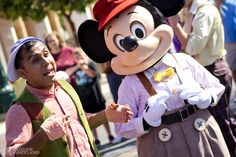 Buena Vista Street celebrated its first anniversary over the weekend!