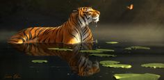 Animal Art Gallery - The Art of Aaron Blaise #art #digital #painting