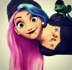 awesome Disney Tattoo - mc-random-25 : theBERRY