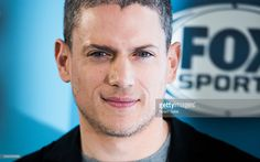 Actor Wentworth Miller attends the 2016 Fox Upfront at Wollman Rink, Central Park on May 16, 2016 in New York City.
