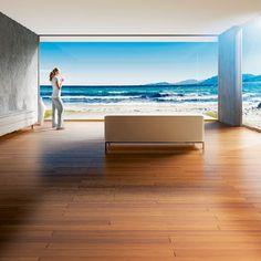 Homeplaza - Offene Glasfronten schaffen ganzjährig ein optimales Raumklima - Die Sonne großflächig willkommen heißen!