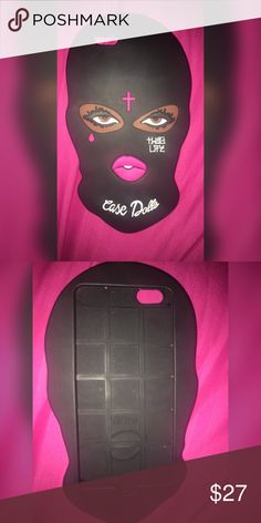 Case Dolls Thug Life Iphone Case Case Dolls IPhone 6 Plus/ 6s plus Case. Almost New. Retail For $36 Accessories Phone Cases